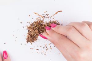 výroba tabaku do vodnej fajky