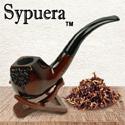 fajka na tabak v stojane sypuera