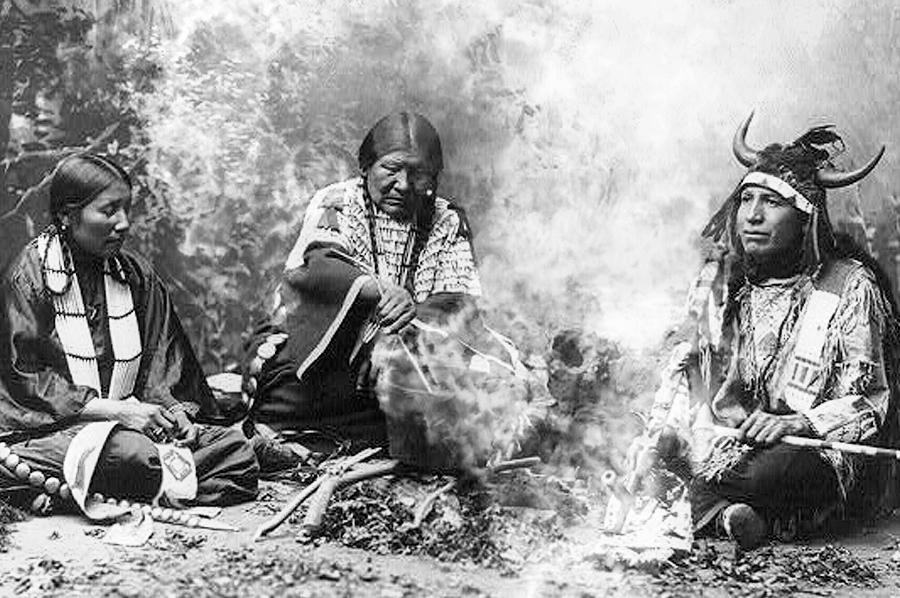 indiani fajcia tabak dobova fotografia