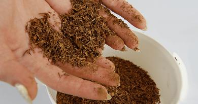 SmokeMagSk ako zlvhčiť suchý tabak