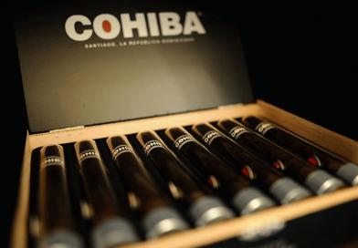 box cigár Cohiba