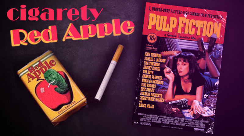 cigarety red apple a pulp fiction od quentin tarantino