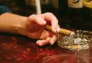 Ako fajčiť cigaru