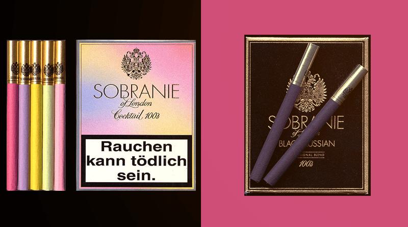 najdrahšie cigarety na svete sobranie a treasurer