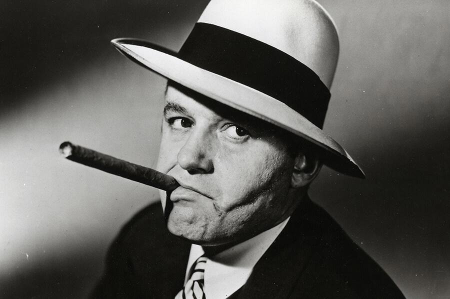Gangster Al Capone s cigarou