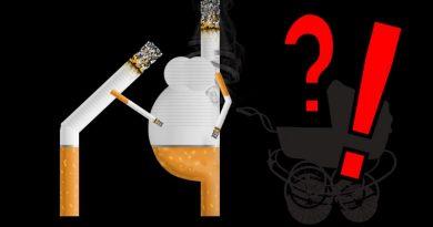 fajčenie v tehotenstve